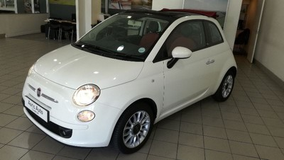 used fiat 500 2014 fiat 500 cab dylan for sale in western cape id 1834598. Black Bedroom Furniture Sets. Home Design Ideas