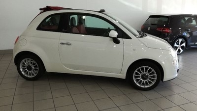 used fiat 500 2014 fiat 500 cab dylan for sale in. Black Bedroom Furniture Sets. Home Design Ideas