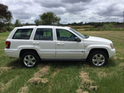 used jeep grand cherokee 2 7 overland a t for sale in mpumalanga id 1838468. Black Bedroom Furniture Sets. Home Design Ideas