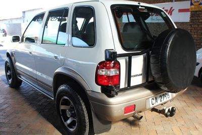Used kia sportage 2 0 4x4 suv for sale in western cape for 2001 kia sportage window motor
