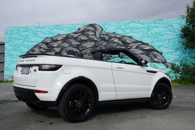 Used Land Rover Evoque 2 0 Si4 Convertible For Sale In