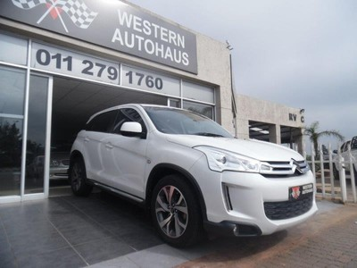 used citroen c4 aircross 2 0 comfort for sale in gauteng id 1855945. Black Bedroom Furniture Sets. Home Design Ideas