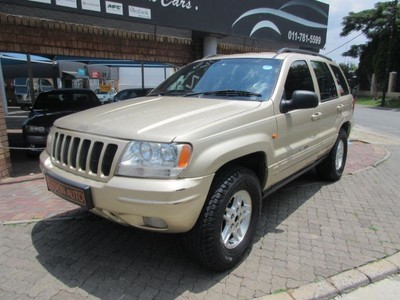 used jeep grand cherokee ltd 4 0 for sale in gauteng id. Cars Review. Best American Auto & Cars Review