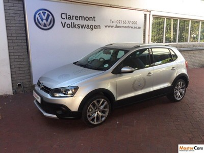 used volkswagen polo cross 1 2 tsi for sale in western cape id 1862759. Black Bedroom Furniture Sets. Home Design Ideas