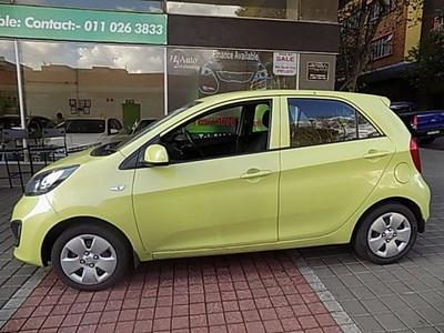 2013 Kia Picanto 1.2 Ex  Gauteng Johannesburg_1