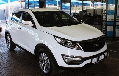 2014 Kia Sportage 2.0 CRDI Gauteng Centurion_0