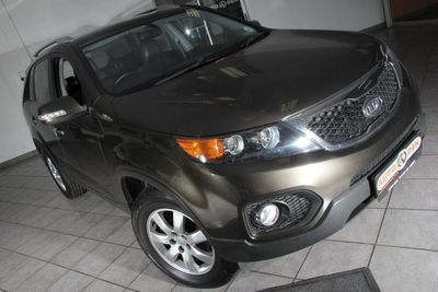 2011 Kia Sorento 2.2d At  North West Province Klerksdorp_1