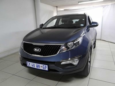 2014 Kia Sportage 2.0 Crdi Awd At  Gauteng Centurion_1