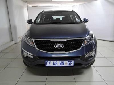 2014 Kia Sportage 2.0 Crdi Awd At  Gauteng Centurion_3