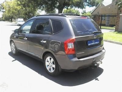 2009 Kia Carens 2.0 Crdi  Gauteng Johannesburg_1