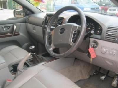 2004 Kia Sorento 2.5 Crdi  Gauteng North Riding_2