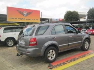 2004 Kia Sorento 2.5 Crdi  Gauteng North Riding_3