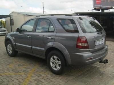 2004 Kia Sorento 2.5 Crdi  Gauteng North Riding_4
