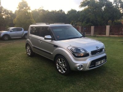 2014 Kia Soul 2.0  Mpumalanga Middelburg_0