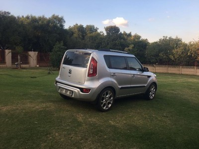 2014 Kia Soul 2.0  Mpumalanga Middelburg_1