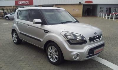 2012 Kia Soul 1.6  Gauteng Boksburg_0
