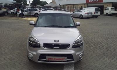 2012 Kia Soul 1.6  Gauteng Boksburg_2