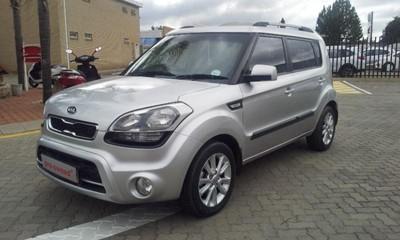 2012 Kia Soul 1.6  Gauteng Boksburg_3