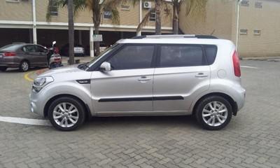 2012 Kia Soul 1.6  Gauteng Boksburg_4