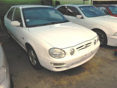 2000 Kia Shuma 1.8 At  Gauteng Roodepoort_0