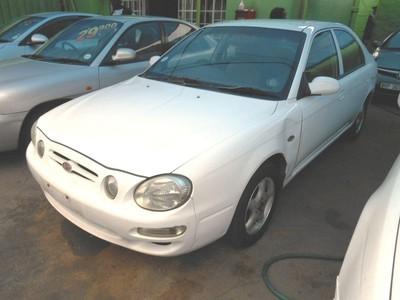 2000 Kia Shuma 1.8 At  Gauteng Roodepoort_1