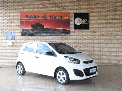 2012 Kia Picanto 1.0  North West Province Klerksdorp_0