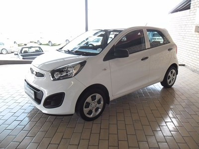 2012 Kia Picanto 1.0  North West Province Klerksdorp_1