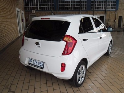 2012 Kia Picanto 1.0  North West Province Klerksdorp_2