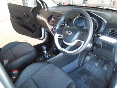 2012 Kia Picanto 1.0  North West Province Klerksdorp_3