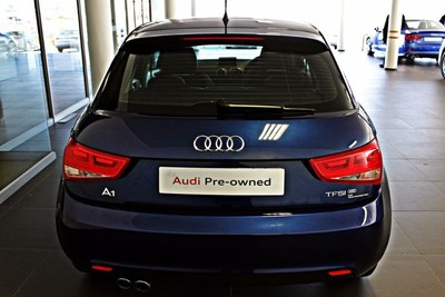 Used Audi A1 Sportback 1 4t Fsi Ambition For Sale In