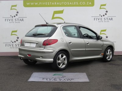 used peugeot 206 1 6 roland garros edition cash only for sale in gauteng id 1887670. Black Bedroom Furniture Sets. Home Design Ideas