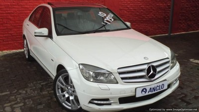 Used Mercedes Benz C Class C200 Cgi Be Avantgarde For Sale