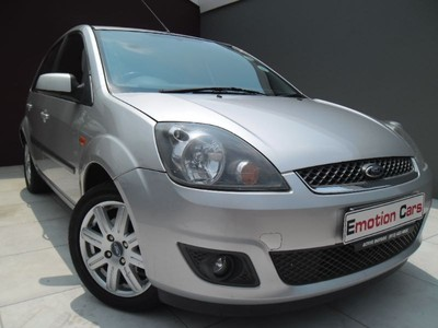 used ford fiesta ghia 5dr for sale in gauteng cars. Black Bedroom Furniture Sets. Home Design Ideas