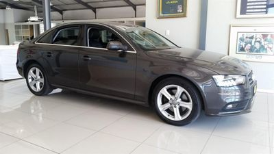 Used Audi A4 1.8t Se Multitronic for sale in Western Cape - Cars.co.za (ID:1913394)