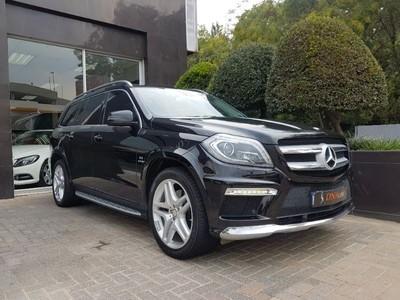 Used mercedes benz gl class gl 500 for sale in gauteng for Used 2014 mercedes benz gl550 for sale