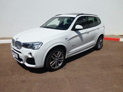 used bmw x3 xdrive 30d m sport auto for sale in gauteng id 1925211. Black Bedroom Furniture Sets. Home Design Ideas
