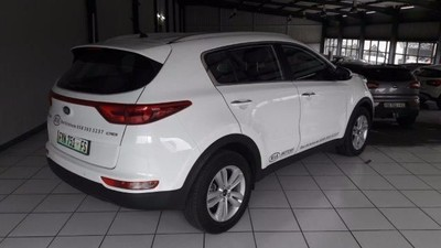 used kia sportage 2 0d ex auto for sale in free state. Black Bedroom Furniture Sets. Home Design Ideas