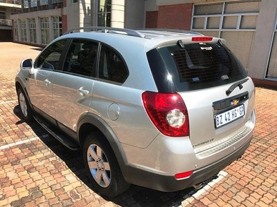 used chevrolet captiva 2 4 lt a t for sale in mpumalanga. Black Bedroom Furniture Sets. Home Design Ideas