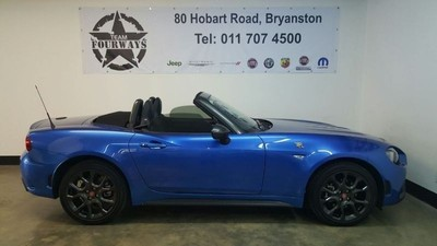 used abarth 124 spider 1 4t spider turismo for sale in gauteng id 1938071. Black Bedroom Furniture Sets. Home Design Ideas