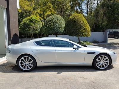 2011 Aston Martin Rapide S 6.0 V12 Gauteng Bryanston_2
