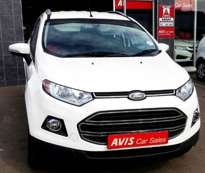 used ford ecosport 1 5tivct titanium auto for sale in kwazulu natal id 1947504. Black Bedroom Furniture Sets. Home Design Ideas
