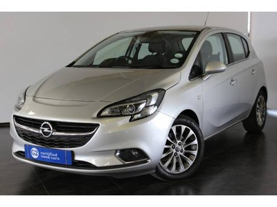 used opel corsa 1 0t cosmo 5 door for sale in gauteng id 1984605. Black Bedroom Furniture Sets. Home Design Ideas