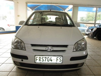 Used Hyundai Getz 1 5 Crdi Hs For Sale In Free State