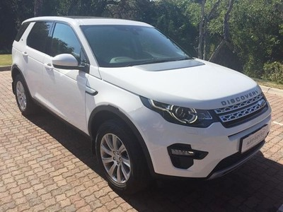 2017 Land Rover Discovery Sport 2.2 SD4 SE Mpumalanga
