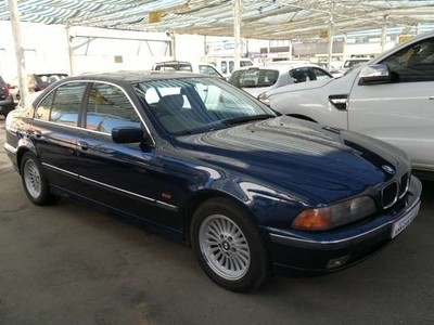 used bmw 5 series 528i a t e39 for sale in kwazulu natal id 2010269. Black Bedroom Furniture Sets. Home Design Ideas