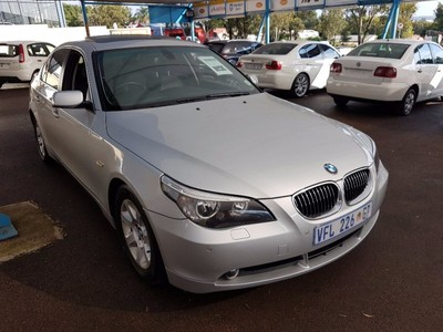 used bmw 5 series 523i a t e60 for sale in gauteng id 2036469. Black Bedroom Furniture Sets. Home Design Ideas