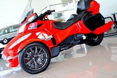 Used Bombardiercanam Spyder Rt S For Sale In Gauteng
