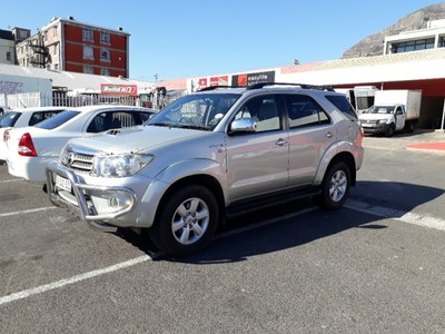 New Used Toyota Fortuner Cars For Sale In Western Upcomingcarshq Com