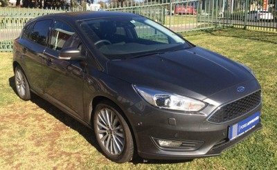2017 Ford Focus 1.0 Ecoboost Trend 5-Door Gauteng