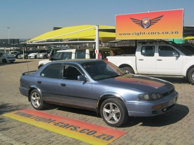 Used Toyota Camry 200si For Sale In Gauteng